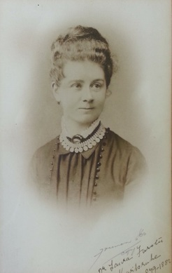 Laura Forster, c.1877