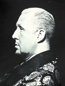 Frank Thring, by Henry Talbot, 1963