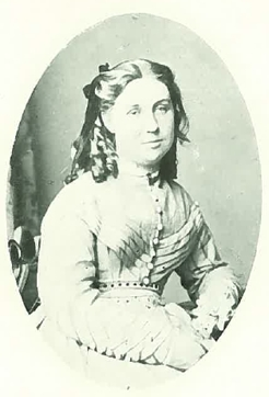 Em Harris, 1871 photographer unknown