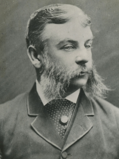 Stapleton Minchin, 1881